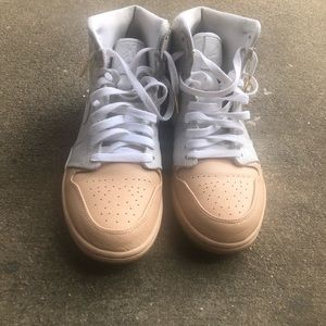 Authentic Jordan 1 distressed